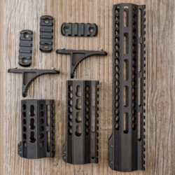 AR-9/40 Hand Guards & Accessories